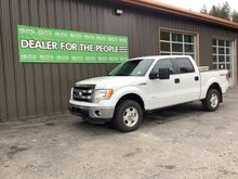 2013_Ford_F-150_XLT SuperCrew 5.5-ft. Bed 4WD_ Spokane Valley WA