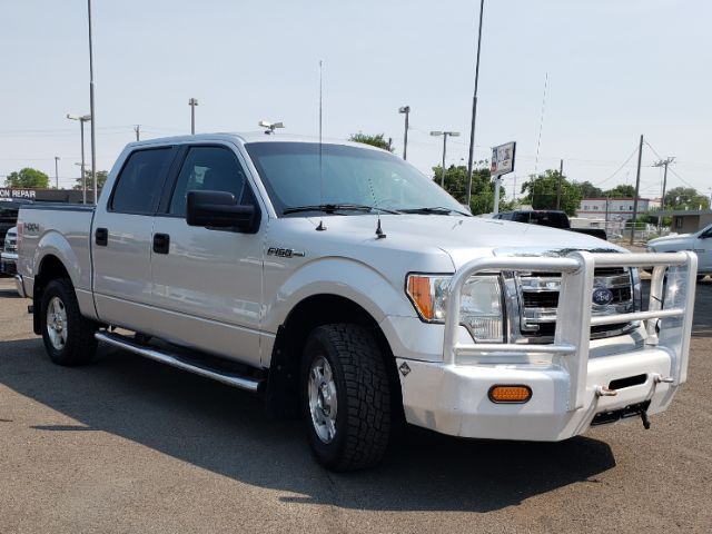 2013 Ford F-150 XLT SuperCrew 5.5-ft. Bed 4WD Twin Falls ID