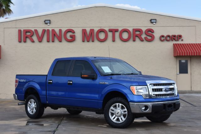 2013_Ford_F-150_XLT SuperCrew 5.5-ft. Bed 4WD_ San Antonio TX