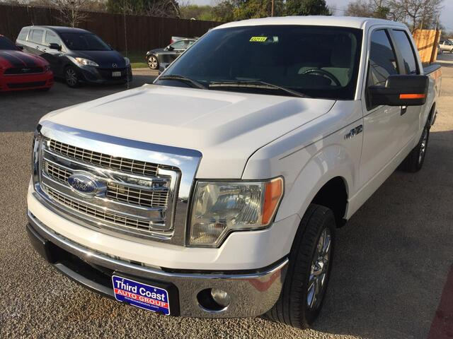 2013 Ford F-150 XLT SuperCrew 6.5-ft. Bed 2WD Austin TX