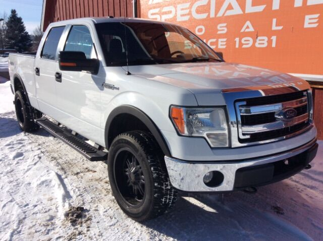 2013 Ford F-150 XLT SuperCrew 6.5-ft. Bed 4WD Spokane WA