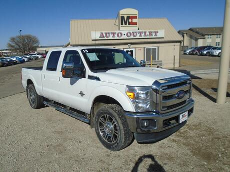 2013 Ford F-250 SD Lariat Crew Cab 6.5ft Bed 4WD Colby KS