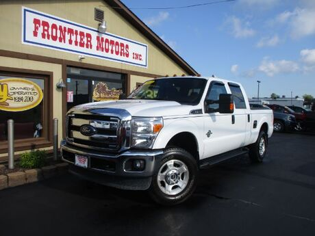 2013 Ford F-250 SD XLT Crew Cab 4WD Middletown OH
