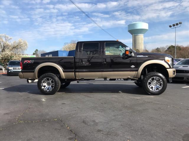 2013 Ford F-250 Super Duty King Ranch Raleigh NC
