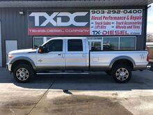 2013_Ford_F-350 SD_Lariat Crew Cab Long Bed 4WD_ Van Alstyne TX