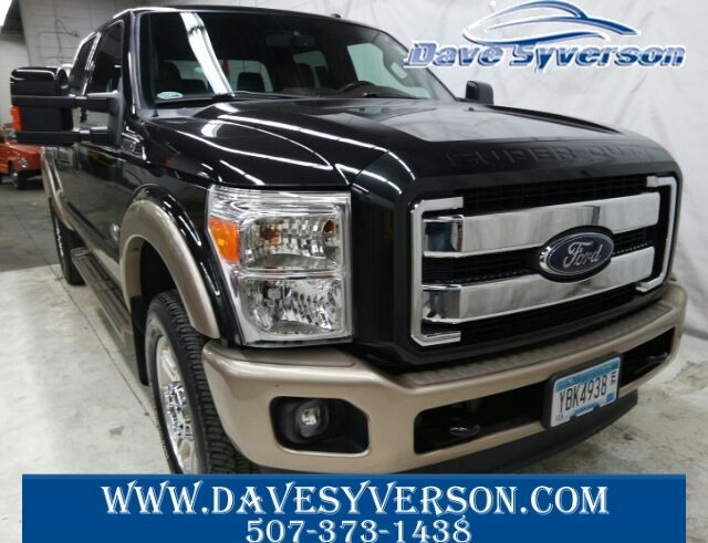 2013 Ford F-350SD King Ranch Albert Lea MN