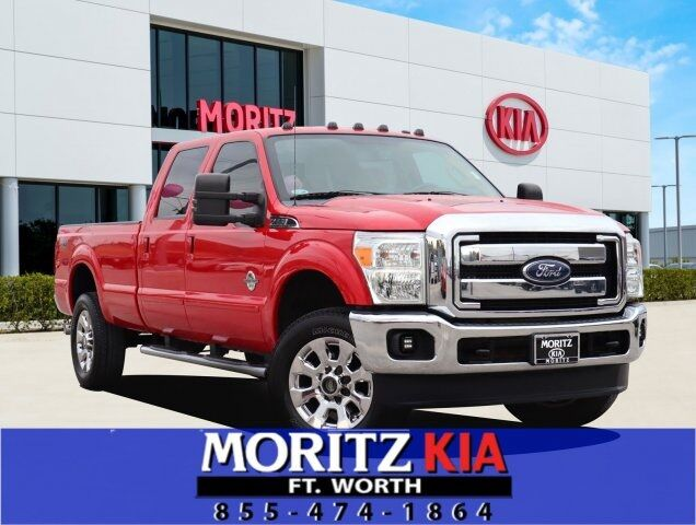 2013 Ford F-350SD Lariat Fort Worth TX