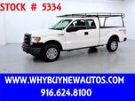 2013 Ford F150 ~ 4x4 ~ Extended Cab ~ Only 74K Miles!
