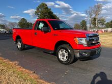 2013_Ford_F150 4WD_Reg Cab XL Longbed_ Outer Banks NC