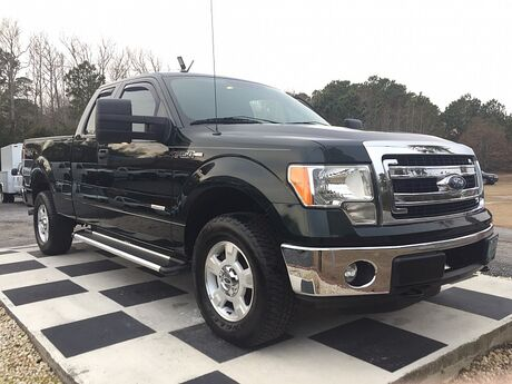 2013 Ford F150 4WD Supercab XLT Outer Banks NC