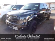 2013_Ford_F150 FX4 CREW 4X4__ Hays KS