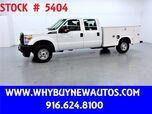 2013 Ford F250 ~ 4x4 ~ Crew Cab ~ Only 87K Miles!