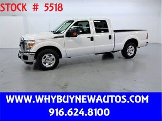 Ford F250 ~ XLT ~ Crew Cab ~ Only 24K Miles! 2013