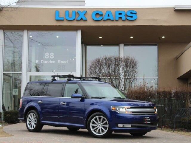 2013_Ford_Flex_Limited Nav AWD_ Buffalo Grove IL