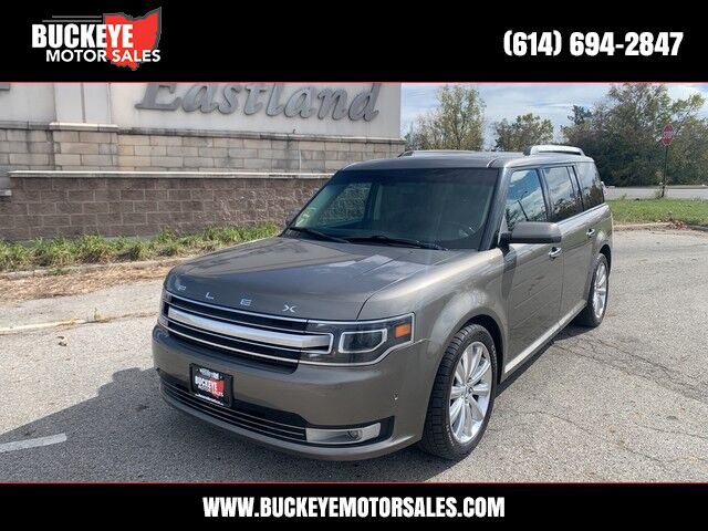 2013 Ford Flex Limited w/EcoBoost Columbus OH