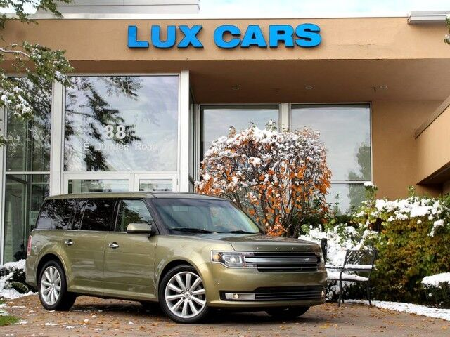 2013_Ford_Flex_Limited w/EcoBoost Panoroof Nav Rear DVD AWD MSRP $51,360_ Buffalo Grove IL