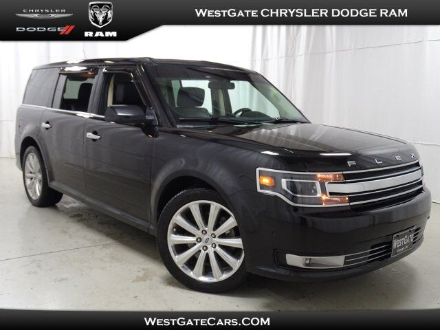 2013 Ford Flex Limited w/EcoBoost Raleigh NC