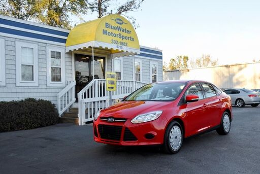 2013_Ford_Focus__ Wilmington NC