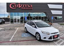 2013_Ford_Focus_4dr Sdn SE_ Lubbock TX