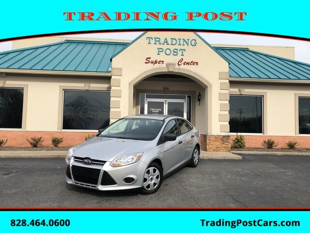 2013_Ford_Focus_S_ Conover NC