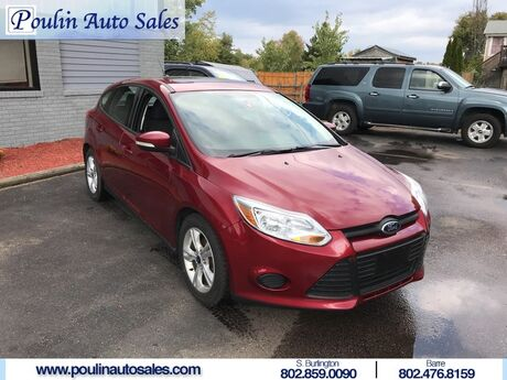 2013 Ford Focus SE Barre VT