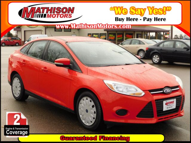2013 Ford Focus SE Clearwater MN