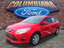 2013_Ford_Focus_SE_ Columbiana OH