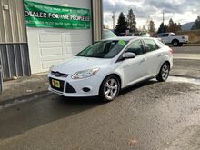 2013_Ford_Focus_SE Sedan_ Spokane Valley WA