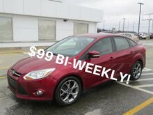 2013_Ford_Focus_SE_ Tusket NS