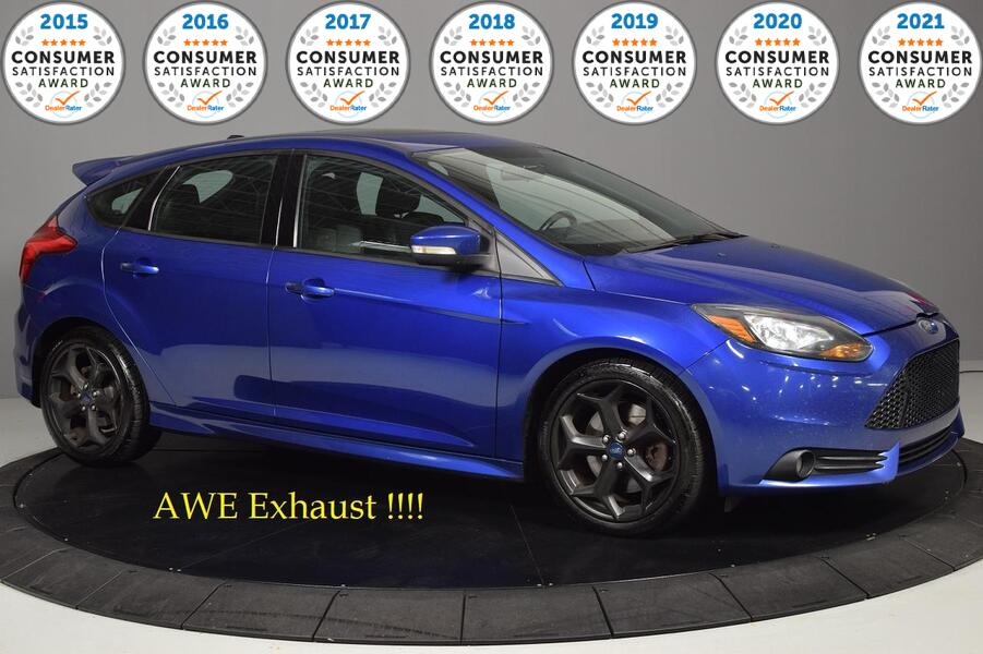 2013_Ford_Focus_ST_ Glendale Heights IL