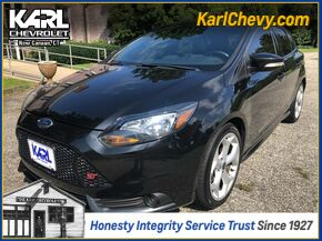 2013_Ford_Focus_ST_ New Canaan CT