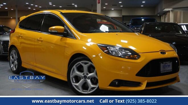 2013_Ford_Focus_ST2_ San Ramon CA
