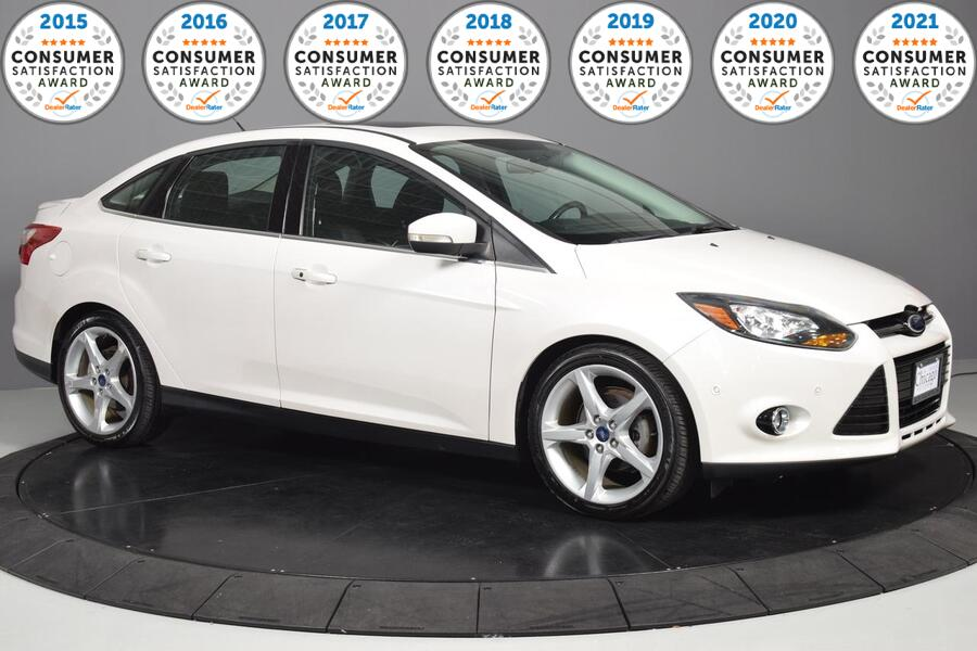 2013_Ford_Focus_Titanium_ Glendale Heights IL