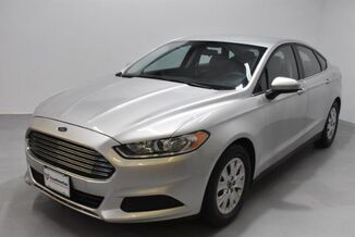 2013_Ford_Fusion_4dr Sdn S FWD_ Arlington TX