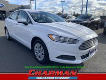 2013_Ford_Fusion_S_  PA