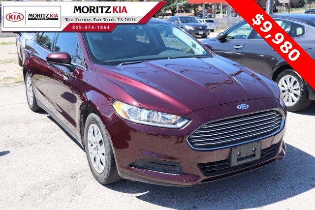2013 Ford Fusion S Fort Worth TX