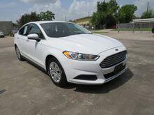 2013_Ford_Fusion_S_ Houston TX