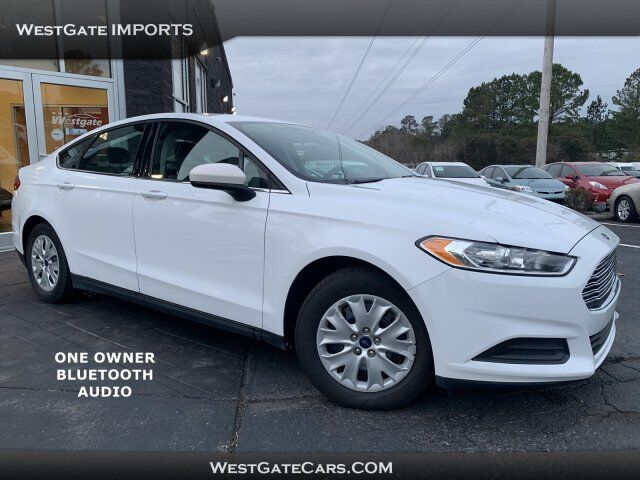 2013 Ford Fusion S Raleigh NC