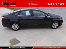 2013_Ford_Fusion_S_ Garland TX