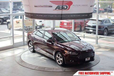 2013_Ford_Fusion_SE_ Chantilly VA