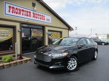2013_Ford_Fusion_SE_ Middletown OH
