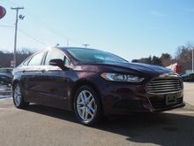 2013_Ford_Fusion_SE_ Boston MA