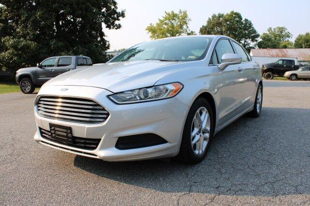 2013 Ford Fusion SE Richmond VA
