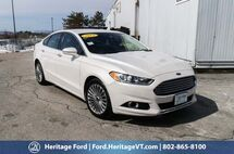 2013 Ford Fusion Titanium South Burlington VT