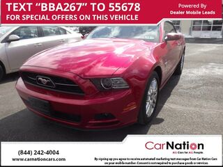 2013_Ford_Mustang_2dr Conv V6_ Fairless Hills PA