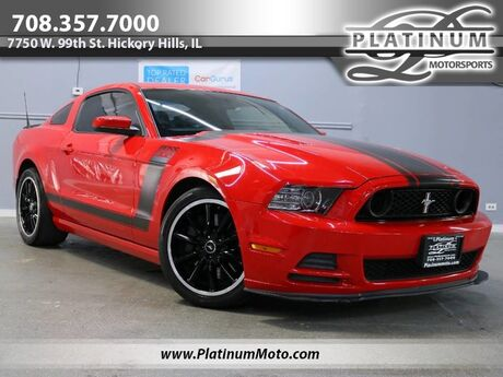 2013 Ford Mustang Boss 302 1 Owner 1 of 798 Procharged Exhaust Recaro Seats Hickory Hills IL