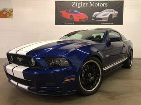 Ford Mustang GT 5.0 V8 6-Speed Manual 2013