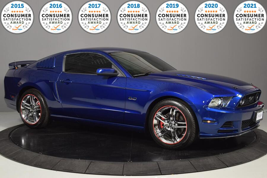 2013_Ford_Mustang_GT_ Glendale Heights IL