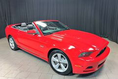 2013_Ford_Mustang_GT Premium Convertible_ Easton PA