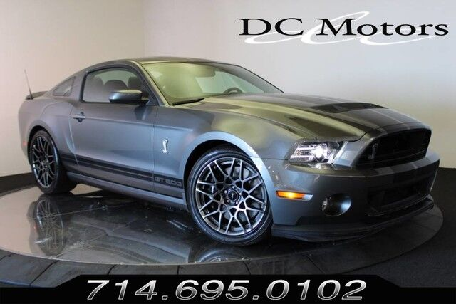 2013 Ford Mustang Shelby GT500 Anaheim Hills  CA